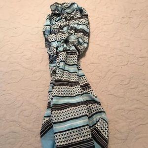 Gorgeous Talbots scarf!